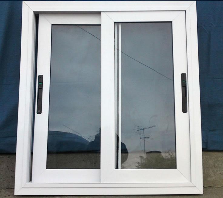 Moliglass for Puertas y ventanas de aluminio blanco precios