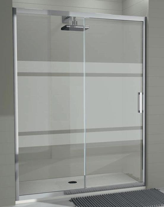 Moliglass for Puerta corrediza para ducha